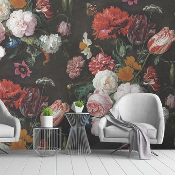 Twilight Garden Wallpaper Mural By Woodchip & Magnolia