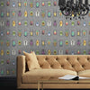 Beetle Jewels insect Wallpaper by Woodchip & Magnolia