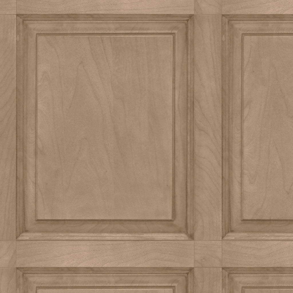 Oak Wood Panel by Argent & Ink