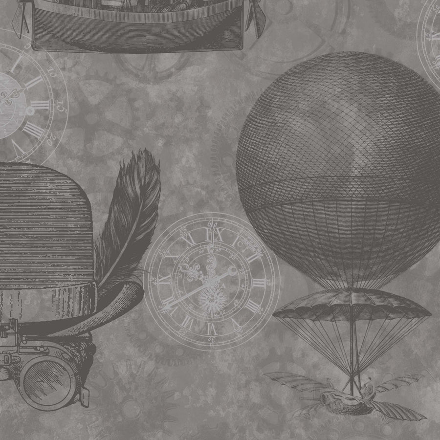 Flying Machines Charcoal by Woodchip & Magnolia