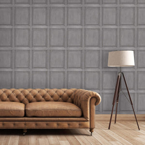 Grey Wood Panel by Woodchip & Magnolia