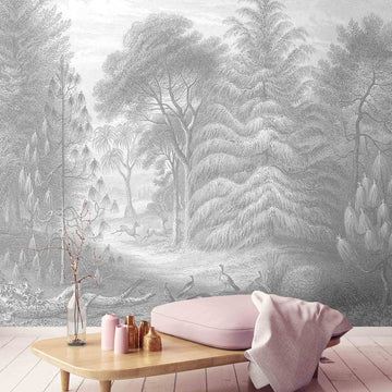 Land of Abundance Wall Mural