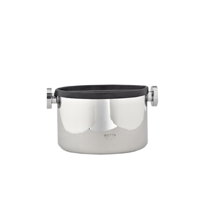 Motta Knock Box Wide - Stainless Steel Tamper Karajoz