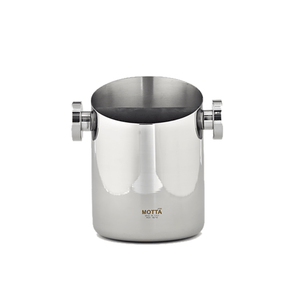Motta Knock Box Tall - Stainless Steel