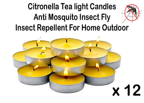 High Quality Tealights at TopGiftz