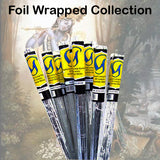 govinda foil wrap incense sticks hand made rolled and dipped