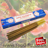 Govinda Nag Champa Incense Sticks Foil Wrap & Premier