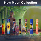 new moon aromas natural incense sticks 15g made in India