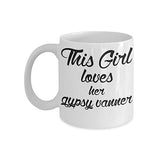 Gypsy Travellers Coffee & Travel Mugs |  TopGiftz - TopGiftz