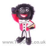 Golliwog Wog Golly Resin 3 Asst Figure Mini holding a boat