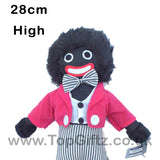 Gollywog Jolly Golly Golliwog Soft Toy Rag Doll 28cm High_2