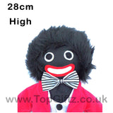 Gollywog Jolly Golly Golliwog Soft Toy Rag Doll 28cm High_3
