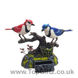 Battery Operated Electronic Birds Singing Moving & Chirping_10