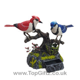 Battery Operated Electronic Birds Singing Moving & Chirping_2
