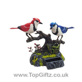 Battery Operated Electronic Birds Singing Moving & Chirping_9