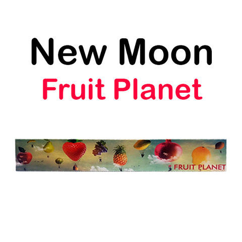 New Moon Fruit Planet Natural Incense Sticks Summer Fruits