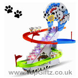 Dalmatian Spotty Dog Chasing Game With Lights & Sound_2