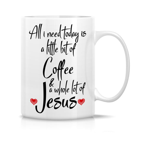 Personalised | Jesus Loves You Coffee & Mugs | TopGiftz UK - TopGiftz