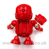 Iron Man Hero Marvel Avengers Sound Toys For Boys Dancing_5