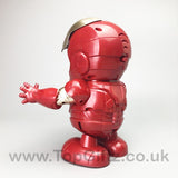 Iron Man Hero Marvel Avengers Sound Toys For Boys Dancing
