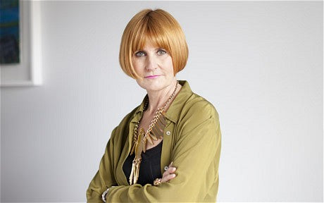 Mary Portas Visits Tylers Department Store