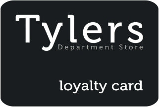 Tylers Department Store, Loyalty Card , Tylers