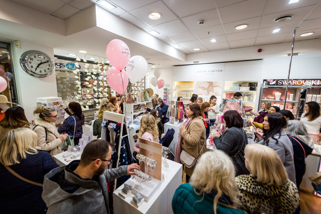 Tylers Department Store | Katie Loxton Launch