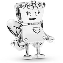 Load image into Gallery viewer, Pandora Floral Bella Bot Charm- Limited Edition