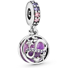 Load image into Gallery viewer, Pandora Infinity Hearts and Stars Dangle Charm