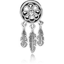 Load image into Gallery viewer, Pandora Dreamcatcher Charm