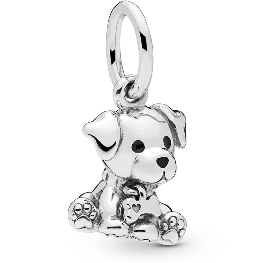 Pandora Labrador Puppy Animal Charm