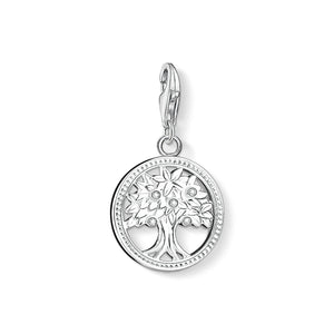 Thomas Sabo Sterling Tree of Life Charm