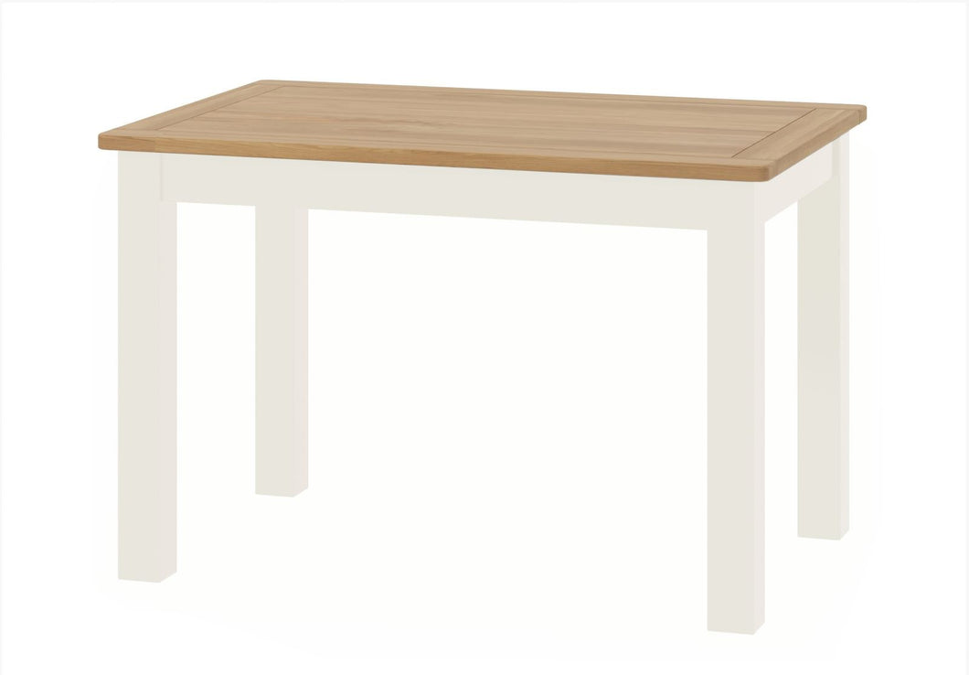 Cottage Fixed Table White