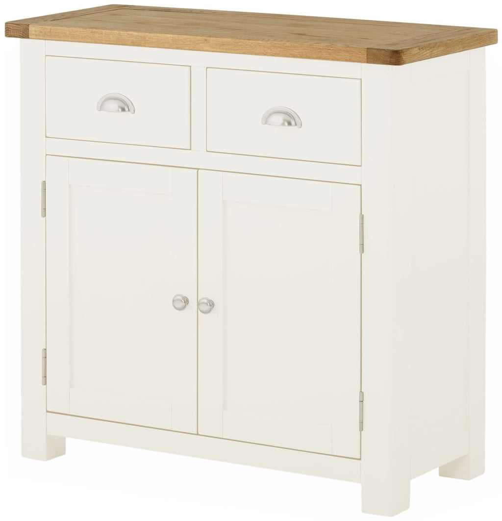 Cottage Small Sideboard White - Tylers Department Store
