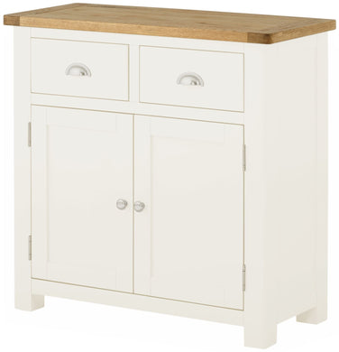 Cottage Small Sideboard White