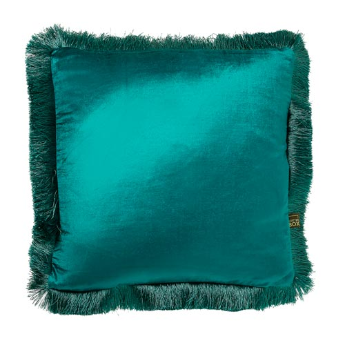 Scatterbox Cushion - Lexi Teal Small