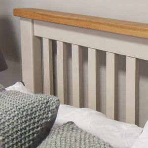 Cottage 3FT Single Bed Cream