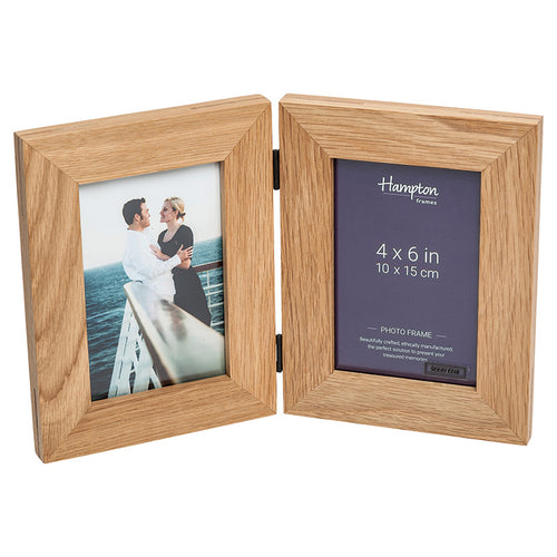 New England 4x6 Hinged By Hampton Frames