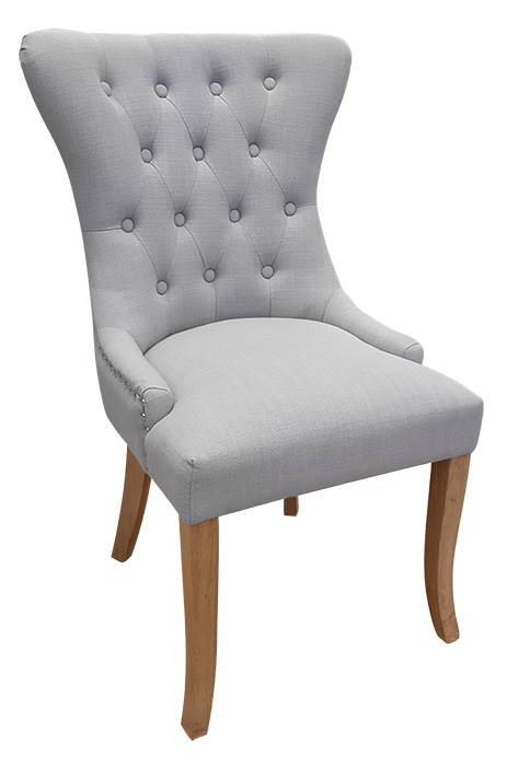 Kelly Dining Chair Almond