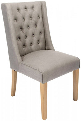 Cairo Dining Chair Almond