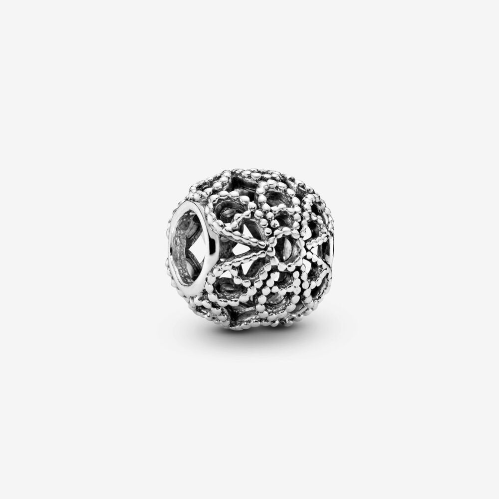 734073427 PANDORA Openwork Roses Charm – Tylers Department Store & Cafe