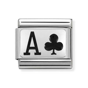 Nomination Ace of Clubs Charm