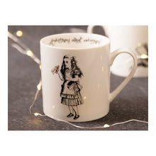 Load image into Gallery viewer, Alice in Wonderland Can Mug
