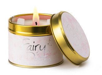 Fairy Dust Candle Tin By Lilyflame