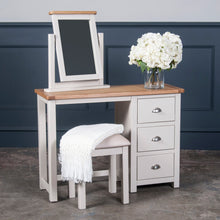 Load image into Gallery viewer, Cottage Dressing Table Pebble