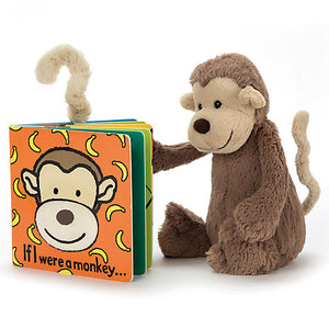 If I were a Monkey Book - Tylers Department Store