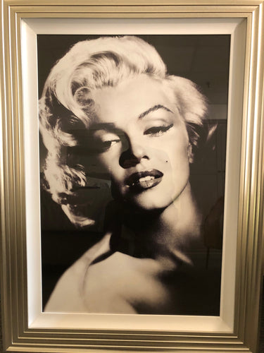 Marilyn Large Framed Picture