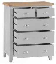 Load image into Gallery viewer, Malvern Jumbo 2 Over 3 Chest Grey