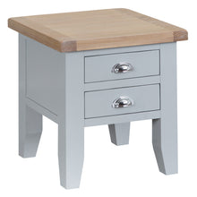 Load image into Gallery viewer, Malvern Lamp Table Grey