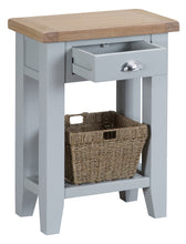 Load image into Gallery viewer, Malvern Telephone Table Grey